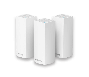 DISH Smart Home Services - Linksys Velop Mesh Router - Leesburg, Georgia - Davis Antenna Systems - DISH Authorized Retailer