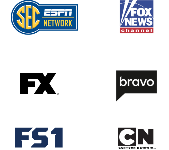 Stream Fox News | NFL Network | FX | Bravo with Sling TV
