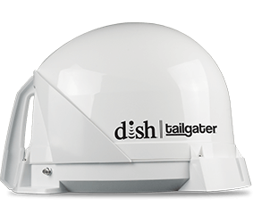 The Tailgater - Outdoor TV - Leesburg, Georgia - Davis Antenna Systems - DISH Authorized Retailer