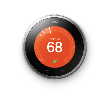 DISH Smart Home Services - Nest Learning Thermostat - Leesburg, Georgia - Davis Antenna Systems - DISH Authorized Retailer